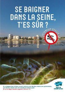 Se baigner dans la Seine, t'es sûr - 2