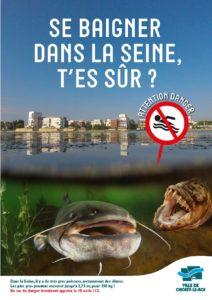 Se baigner dans la Seine, t'es sûr - 3