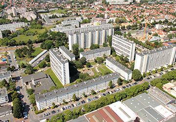 Renouvellement urbain - Quartier Sud